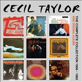 Cecil Taylor: The Complete Collection: 1956-1962 [Box] *