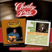 Charley Pride: Country Charley Pride/Pride of Country Music *