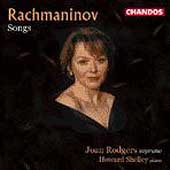 Rachmaninov: Songs / Joan Rodgers, Howard Shelley