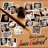 Various Artists: Letra y Musica: Juan Gabriel
