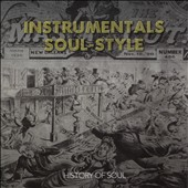 Various Artists: Instrumentals: Soul-Style from the Sixties