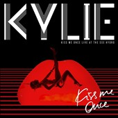 Kylie Minogue: Kiss Me Once Live at the SSE Hydro [CD/Blu-Ray]