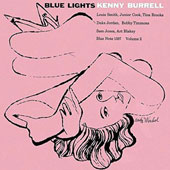 Kenny Burrell: Blue Lights, Vol. 2