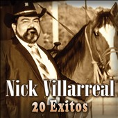 Nick Villarreal: 20 Exitos *