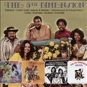 The 5th Dimension: Portrait/Love's Lines, Angles & Rhymes/Individually & Collectively/Living Together, Growing Together *