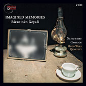 Ralf Yusuf Gawlick (b.1969): Imagined Memories; Schubert: String Quartet No. 13 / Hugo Wolf Quartett