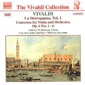 Vivaldi: La Stravaganza Vol 1 / Watkinson, Kraemer, et al