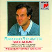 Ferrucio Furlanetto Sings Mozart / Marin, Vienna SO
