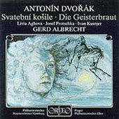 Dvor&#225;k: Svatebn&#237; kosile / Albrecht, Aghova, Protschka