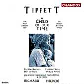 Tippett: A Child of Our Time / Hickox, London SO & Chorus