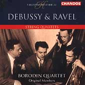 Historical - Debussy, Ravel: String Quartets / Borodin