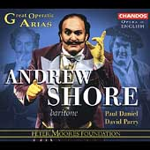 Opera in English - Great Operatic Arias Vol 9 / Andrew Shore