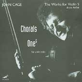 John Cage Edition Vol 27 - Works for Violin Vol 5