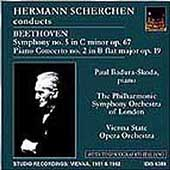 Beethoven: Symphony no 5, etc / Hermann Scherchen, et al