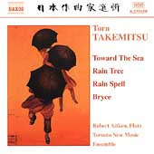 Takemitsu: Toward the Sea, Rain Tree, Rain Spell, Bryce