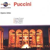 Puccini: Opera Arias / Pavarotti, Freni, Sutherland, et al