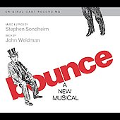 Original Soundtrack: Bounce: A New Musical [Original Cast Recording] [Slipcase]