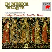 In Musica Vivarte / Paul Van Nevel, Huelgas Ensemble