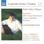 Laureate Series, Guitar - Pablo S&aacute;inz Villegas