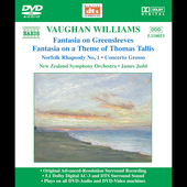 Vaughan Williams: Orchestral Music / Judd, New Zealand SO