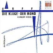 Eterna - Orff: Die Kluge, Der Mond / Herbert Kegel