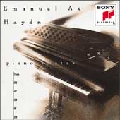 Haydn: Piano Sonatas no 32, 47, 53 & 59 / Emanuel Ax