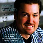 Duncan Gifford: French Music for Piano and Orchestra / Duncan Gifford, piano; Tasmanian SO; Lang-Lessing