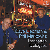 David Liebman: Manhattan Dialogues