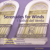 Serenades for Winds / I Solisti del Vento