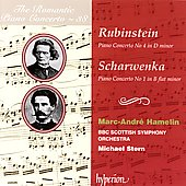 The Romantic Piano Concerto Vol 38 - Rubinstein, Scharwenka