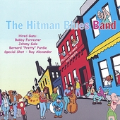 Hitman Blues Band: Blooztown