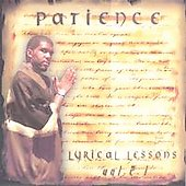 Patience (Rap): Lyrical Lessons, Vol. 2.1