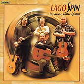 Spin / Los Angeles Guitar Quartet