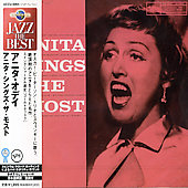 Anita O'Day: Anita Sings the Most [Japan]