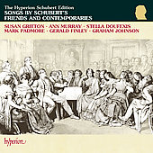 Hyperion Schubert Edition - Songs by Schubert's Friends