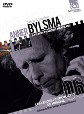 Anner Bylsma: Cellist & Teacher / A Film by François Manceaux [DVD]