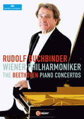 The Beethoven Piano Concertos / Rudolf Buchbinder [2 DVD]