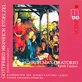 SCENE Stoelzel: Christmas Oratorio - Epistle Cantatas