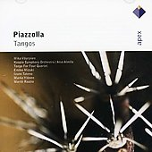 Piazzolla: Tangos With Chamber Ensembles