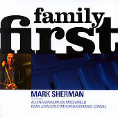 Mark Sherman: Family First