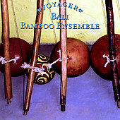 Various Artists: Voyager Series: Bali - Bamboo Ensemble