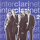 Interclarinet Vol 2 - Schumann, etc / Tauble, Balogh, et al