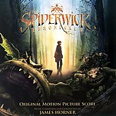 James Horner: The Spiderwick Chronicles [Original Motion Picture Soundtrack]