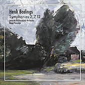 Henk Badings: Symphonies 2, 7, 12 / Porcelijn, et al