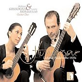 Humoresque - Llobet: Transcriptions for 2 guitars / Stefano Grondona, Lucia Mondiello