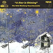 Wikander: A Star is Shining;  Rutter, Nielsen, Lauridsen, etc / Westberg, Erik Westberg Vocal Ensemble