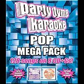 Sybersound: Party Tyme Karaoke: Pop Mega Pack [Box]