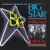 Big Star: #1 Record/Radio City [Bonus Tracks]