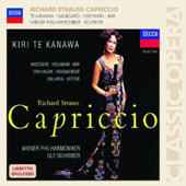R. Strauss: Capriccio / Kiri Te Kanawa; Ulf Schirmer