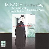 Bach: Cantatas 55 & 82a / Ian Bostridge, et al
